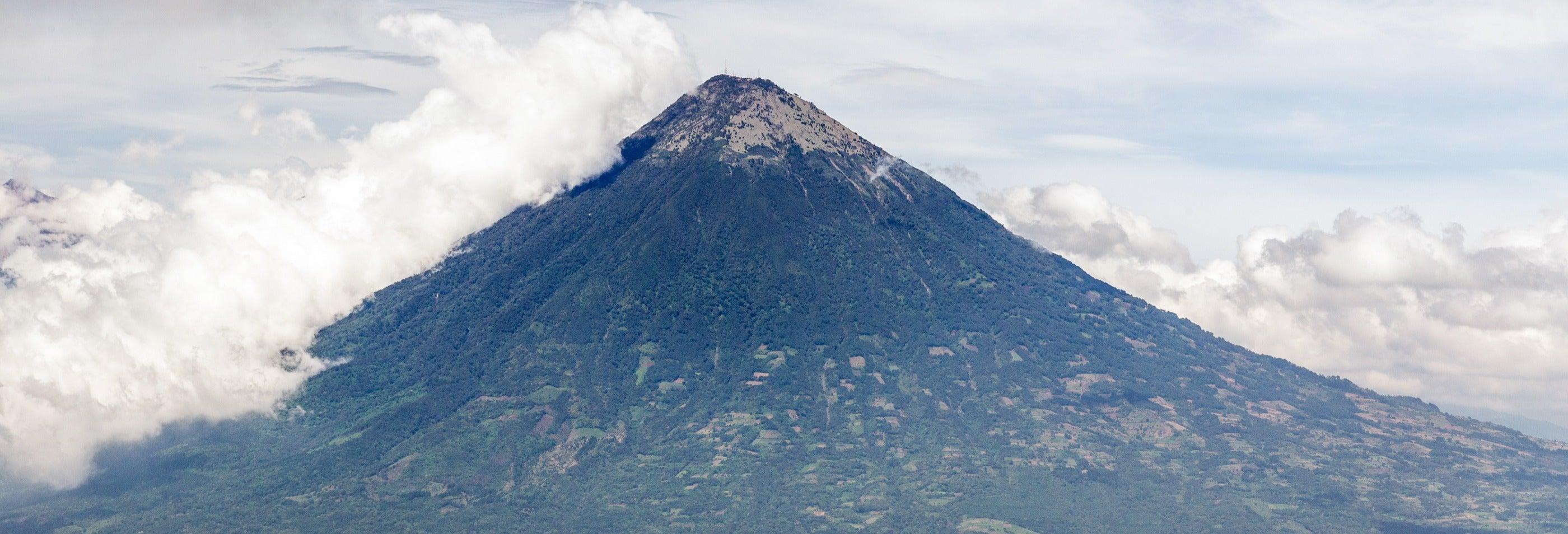 Excursão ao Vulcão Pacaya