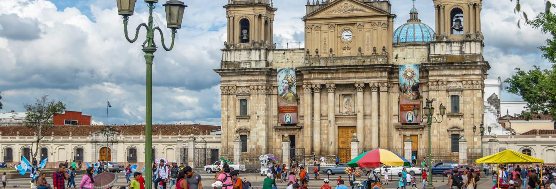 Free tour por Ciudad de Guatemala ¡Gratis!