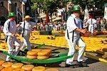 Excursión al mercado de queso de Alkmaar