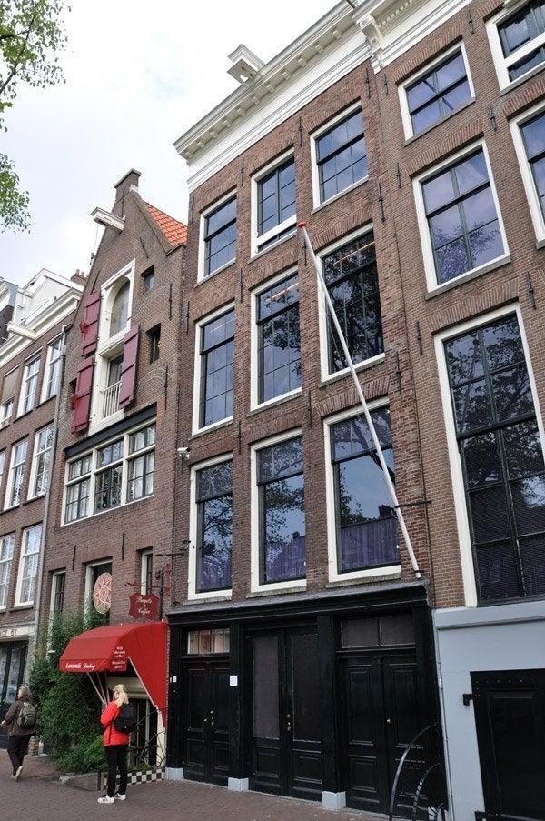 Casa da anne frank hor rio pre o e localiza o em amsterdam - Casa anna frank ...