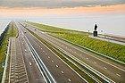 Afsluitdijk, el dique de cierre