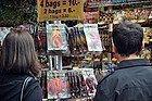 Bloemenmarkt, o mercado das flores