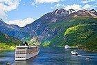 Crucero por los Fiordos Noruegos saliendo desde Ámsterdam