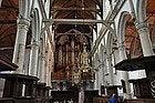 Oude Kerk, interior