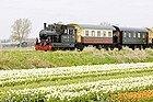 Tren de vapor de Medemblik a Hoorn