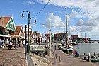 Volendam, paseo maritimo