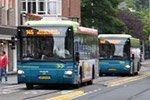 Autobuses en Ámsterdam