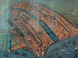 Historia Amsterdam, seculo XVI