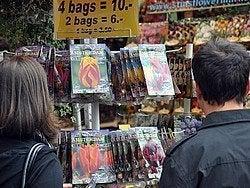 Bloemenmarkt, el mercado de las flores