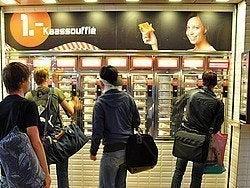Comida rápida en Amsterdam