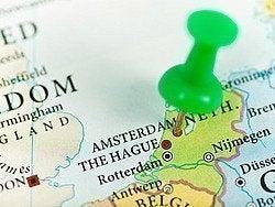 Como llegar a Amsterdam