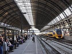 Estación Central de Amsterdam