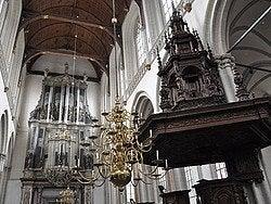 Iglesia Nueva, interior