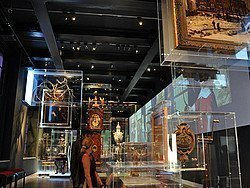 Museo Historico, interior