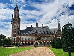 Palacio de la Paz en La Haya