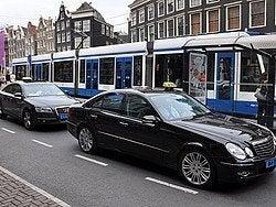 Taxis en Ámsterdam