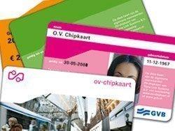 Billetes de transporte de Ámsterdam