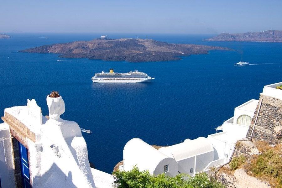 Atenas, Delfos, Meteora e Islas Griegas, 9 días
