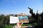 Colina Filopapo, vistas de Atenas