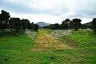 Epidauro, Estadio