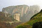 Meteora, monasterio