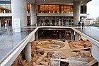 Museo de la Acropolis, excavaciones