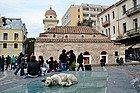 Perro en Monastiraki
