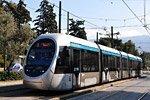 Tranvías en Atenas