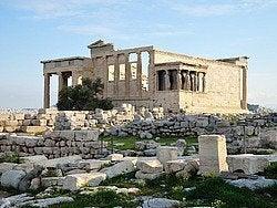 Acropolis, Erecteion