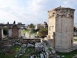 Agora Romana, Torre de los Vientos