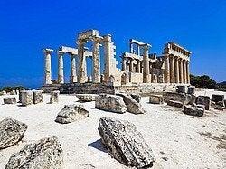 Egina, Templo de Aphaia