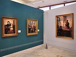 Galería Nacional de Atenas, coleccion