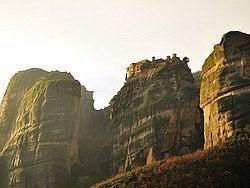 Meteora, monasterio en el cielo