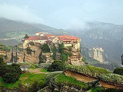 Meteora, monasterios