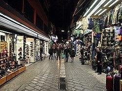Monastiraki, mercado
