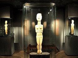Museo de Arte Cicladico, exposicion