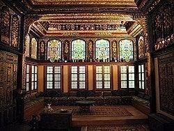 Museo Benaki, sala decorada