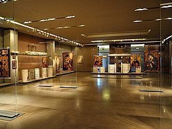 Museo Bizantino y Cristiano, coleccion