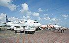 Aeropuerto de Bali-Denpasar, aviones