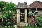 Casa tradicional de Bali