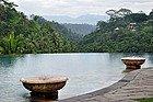 Piscina de un hotel en Ubud