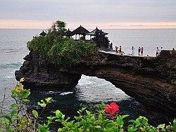 Bali, Templo Pura Batu Bolong