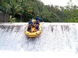 Rafting en Bali