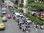 Consejos Bangkok: tráfico y atascos