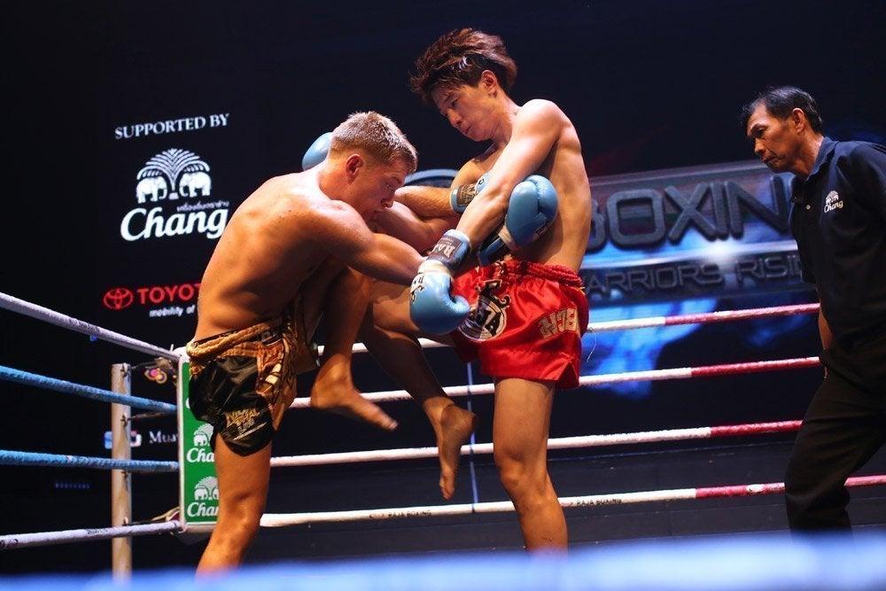 Muai Thai Live