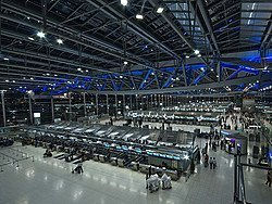 Aeropuerto Suvarnabhumi