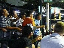 Boxeo Tailandés: Apuestas y aficionados