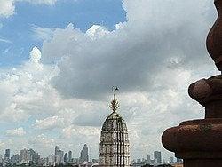 Tiempo en Bangkok, calor y bochorno