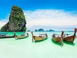 Railay Beach, en Krabi