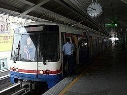 Transporte Bangkok: Skytrain